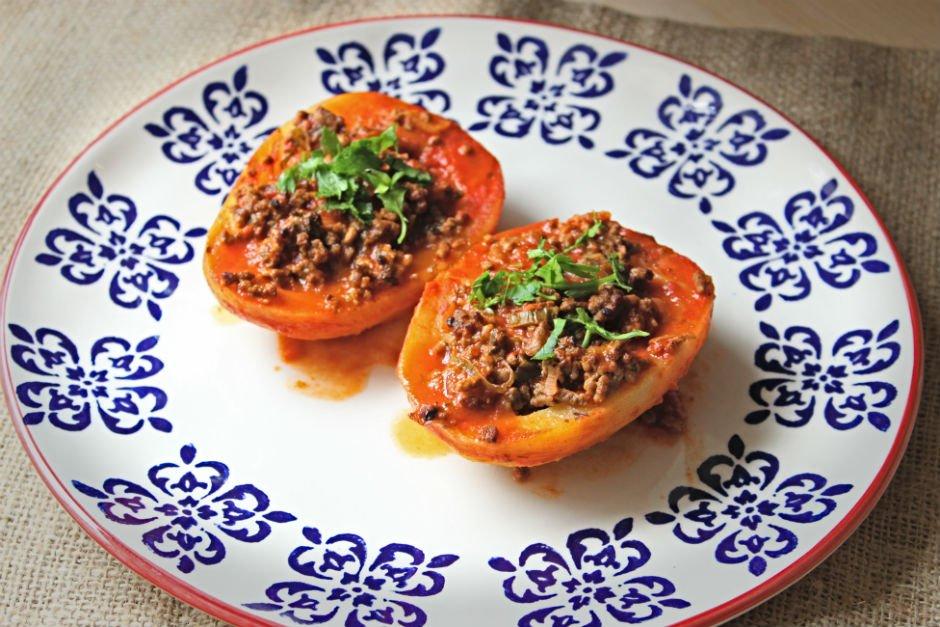 Patatesli Karnıyarık nasıl yapılır? | Gelinim mutfakta patatesli karnıyarık tarifi