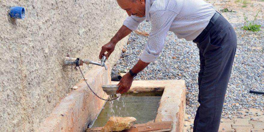 Karasekililerin 94 yıllık su hasreti sona erdi