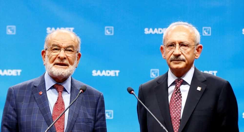 Saadet Partisi, İstanbul seçimlerine katılacak adayını açıkladı!