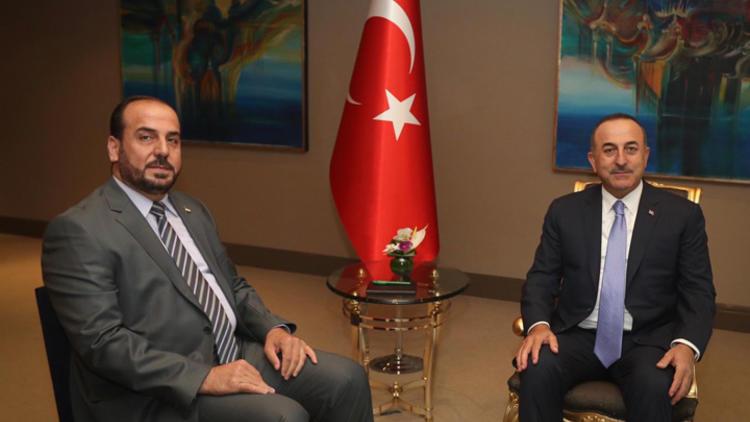 Bakan Çavuşoğlu'ndan kritik Suriye açıklaması!