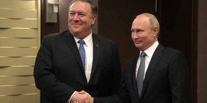 Putin: Trump'tan ilişkilerin normalleşmesini istediği izlenimini aldım (2)