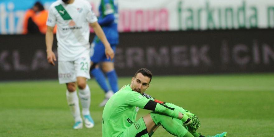 Bursaspor, Adana Demirspor ile birlikte en kötü seriyi elde etti