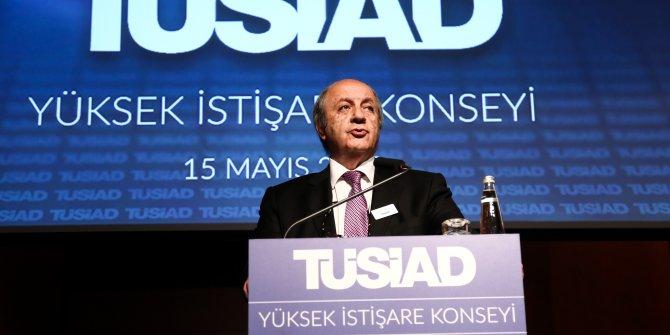 TÜSİAD Yüksek İstişare Konseyi toplantısı yapıldı