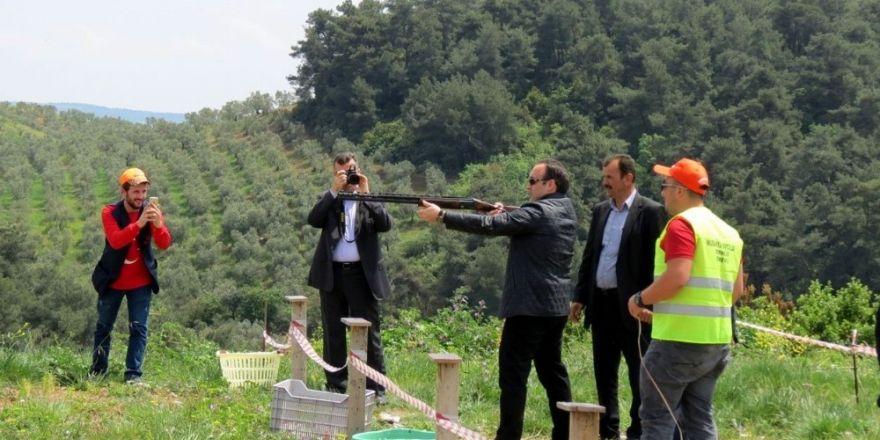 Avcılar silahları Şükrü Çavuş için ateşledi