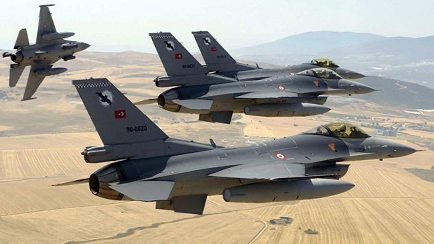 İçişleri Bakanlığı duyurdu: 5 terörist etkisiz hale getirildi