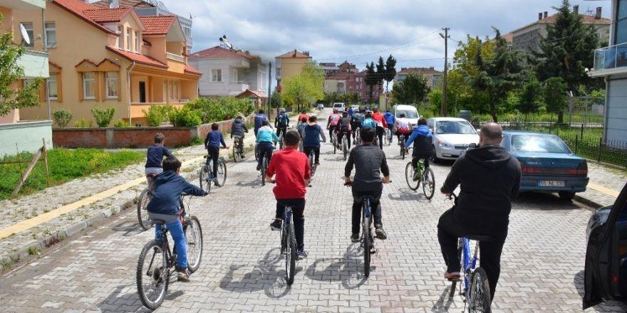 """19 Mayıs'ta """"Sağlık İçin Hareket Et"""" bisiklet turu"""