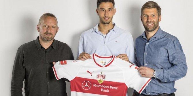 VFB Stuttgart, Atakan Karazor'u kadrosuna kattı