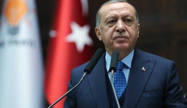 Cumhurbaşkanı Erdoğan liderlerle görüştü