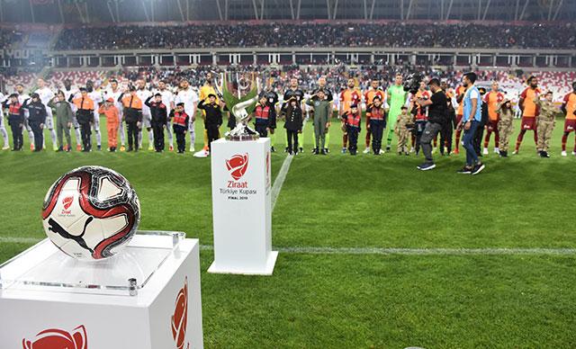 Ziraat Türkiye Kupası Galatasaray'ın oldu!