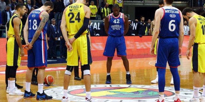 Fenerbahçe Beko - Anadolu Efes maçına doğru