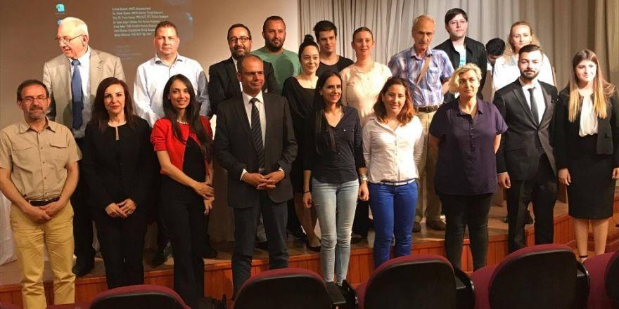 KKTC'de Basın Hak ve Özgürlükleri Paneli