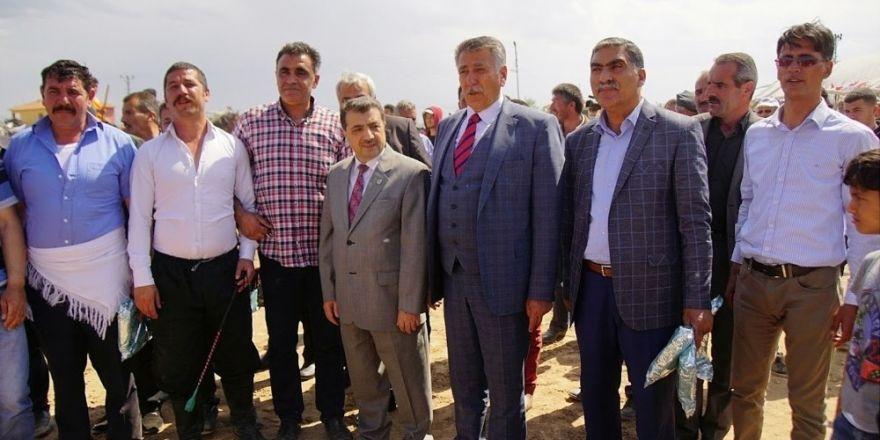 Yazıhan'da Hıdrellez kutlaması