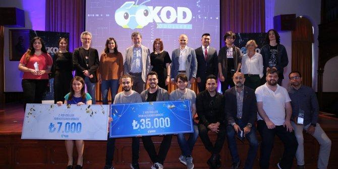 KOD Ödülleri: Öğrenciler bulmaca çözerek fizik öğrenecek