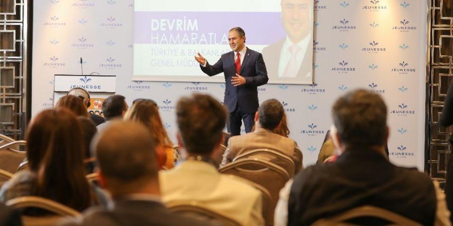 """""""Türkiye'nin bölgesinde lider olmasını hedefliyoruz"""""""