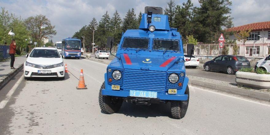 Bolu'da FETÖ şüphelisi akademisyenlerin yargılanmasına başlandı