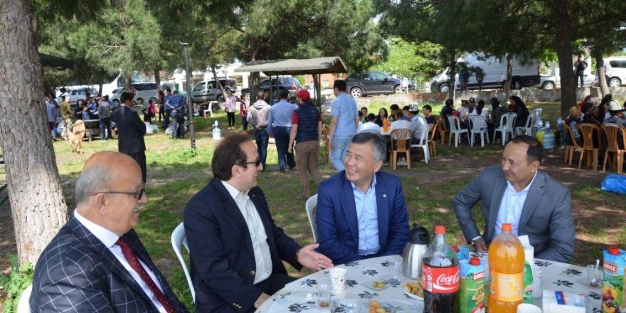 İznik'te Kırgız Şenliği