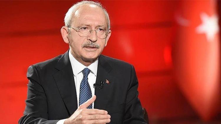 Cumhurbaşkanlığı'ndan Cumhuriyet Halk Partisi liderine davet