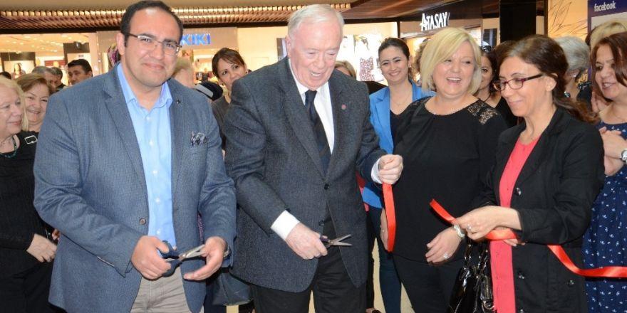 Hobili günler final sergisi 67 burda avm'de açıldı