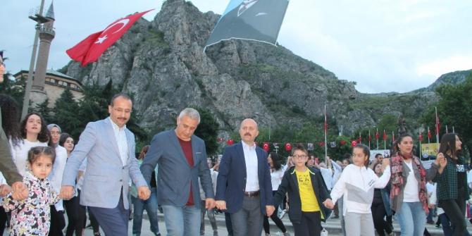 Milli Mücadele'nin 100. yılında 2 bin kişi Atabarı oynadı