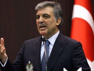Abdullah Gül'ü Üzecek Haber