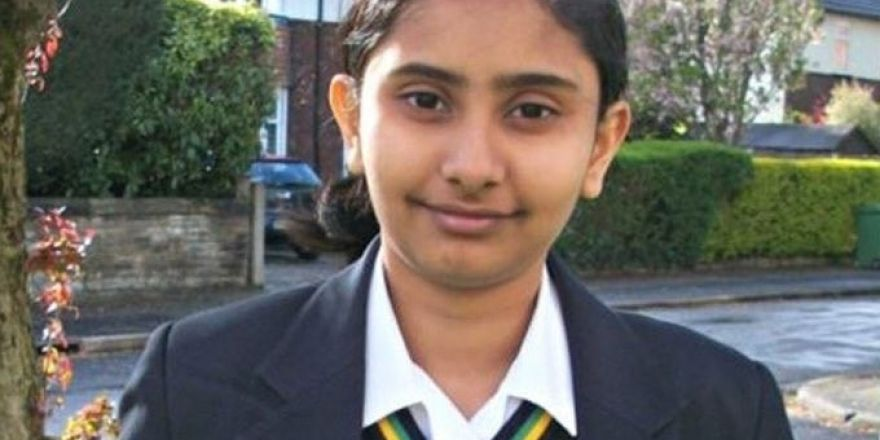 Dünyanın en zeki insanı 12 yaşındaki Rajgauri Pawar