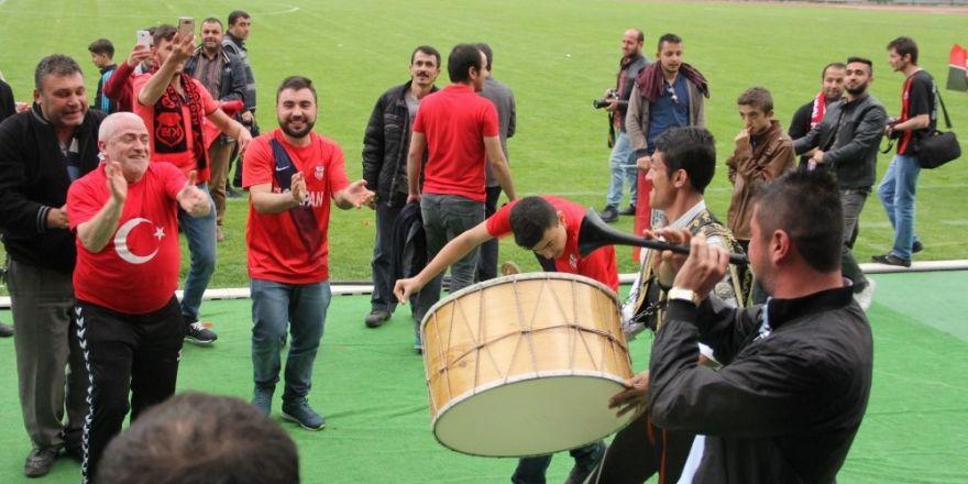 Kastamonuspor 1966, Hatayspor'u yenerek tur atladı