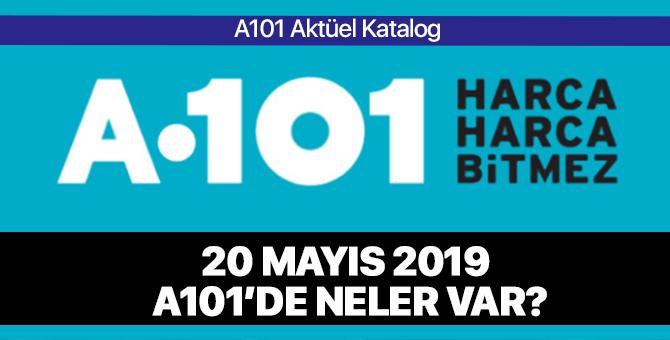 20 Mayıs A101 aktüel | A101 kataloğu ürünleri neler