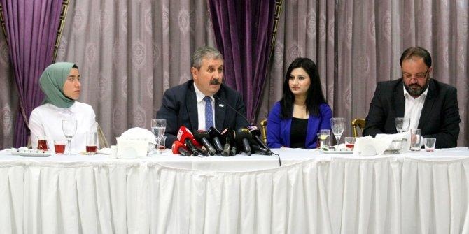 Destici: Apo'nun avukatlarıyla görüşmesi demek, Kandil'le görüşmesi demektir