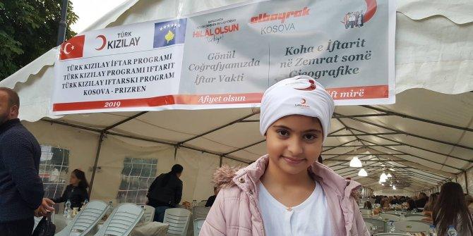 Türk Kızılayı, Prizren'de 500 yetime iftar yemeği verdi