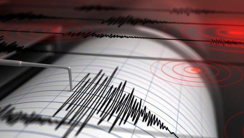 Soma'da korkutan deprem!