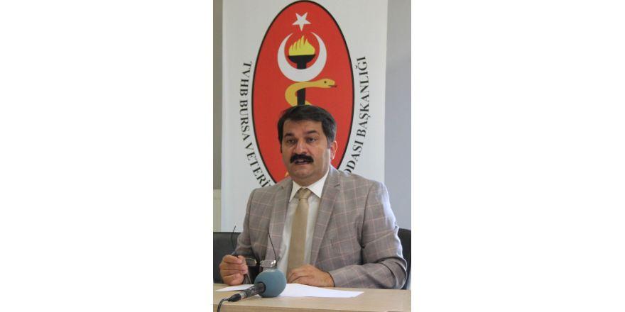 """BVHO Başkanı Sinan Sağlam: """"Hayvancılığı teşvik için verilen destekler fazla işe yaramıyor"""""""