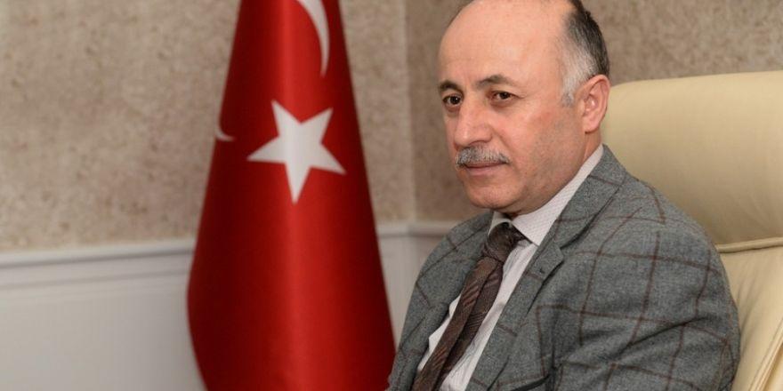 Vali Azizoğlu'ndan Vakıflar Haftası mesajı