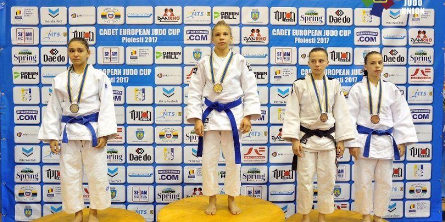 Kağıtspor'lu Judocular 3 madalyayla döndü