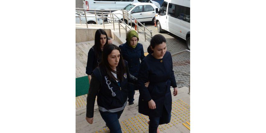 Zonguldak'ta FETÖ soruşturması: 2 avukat adliyeye sevk edildi