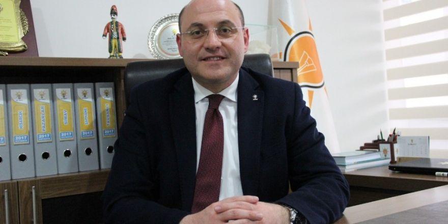 Başkan Ali Çetinbaş'tan Berat Kandili mesajı