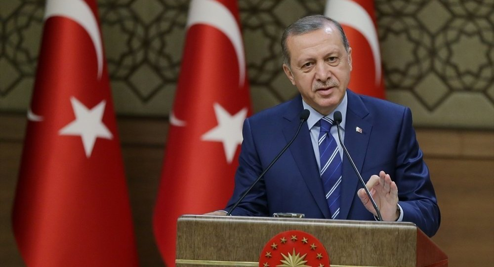 Erdoğan'dan sert sözler: Öyle ileri gittiler ki... Bi küfretmedikleri kaldı!