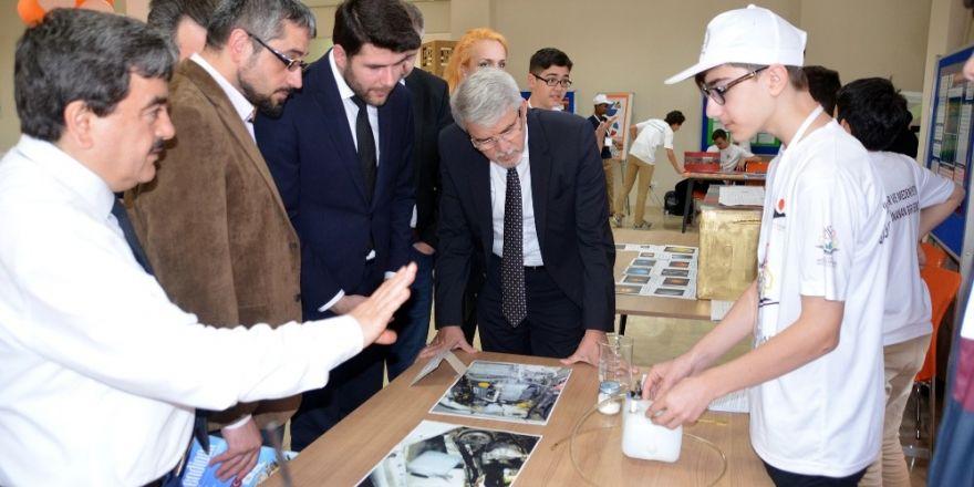 Balkanlar'dan uluslararası liseye ziyaret