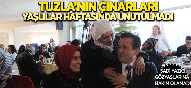 Tuzla'nın Çınarları, Yaşlılar Haftası'nda Unutulmadı