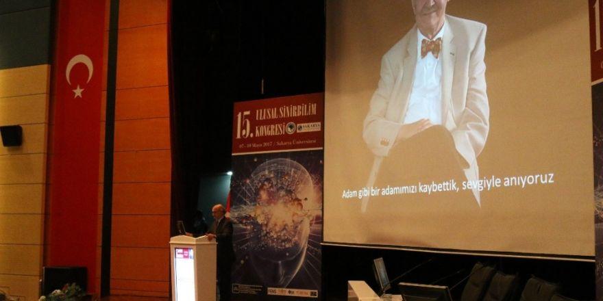 """SAÜ'de """"Sinir Bilimleri kongresi"""" başladı"""