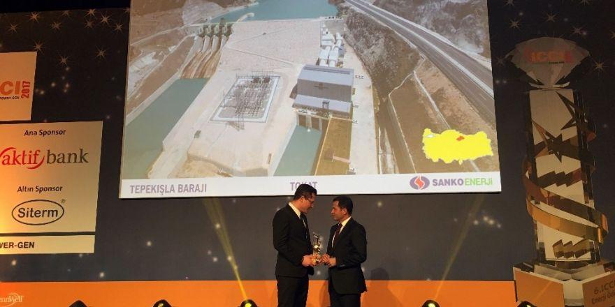 SANKO Enerji'ye bir ödül daha