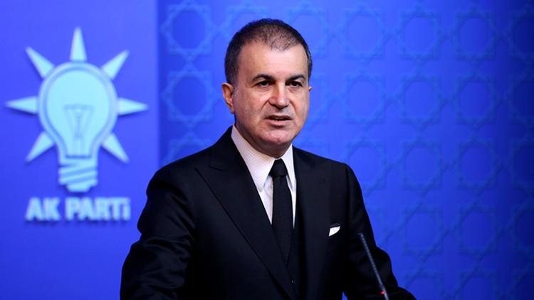AK Parti Sözcüsü Ömer Çelik açıklamalarda bulundu