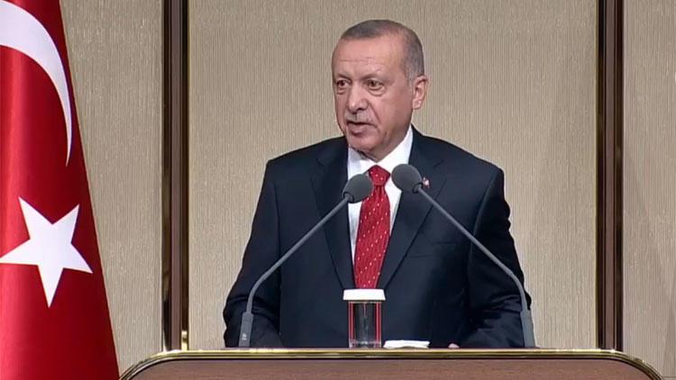 Cumhurbaşkanı Erdoğan eğitim çalışanları ile iftar programında konuştu