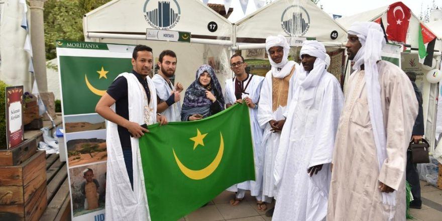 Yabancı öğrenciler Hamamönü'nde buluştu