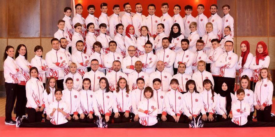 Türkiye Tekvando Pumse Milli Takımı, Avrupa Şampiyonu oldu