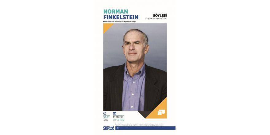 Prof. Norman Finkelstein ile Yusuf İslam, Kitap Fuarı'na katılacak
