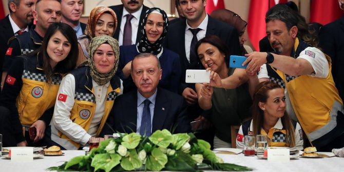 Erdoğan: 29 bin 689 yeni sağlık çalışanı kamuda istihdam edilecek