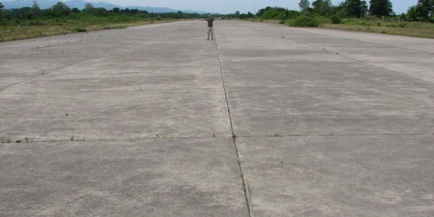 Atıl durumdaki havaalanı ODÜ'ye devredildi
