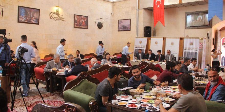Gaziantep'te Vakıflar Haftası kutlanıyor