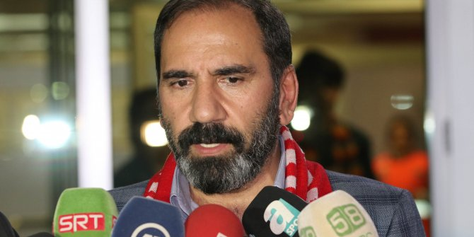 Demir Grup Sivasspor - Galatasaray maçının ardından (2)