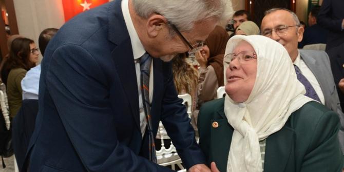 Şehit aileleri ve gaziler Nilüfer Belediyesi iftarında buluştu